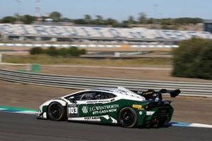 #103 Huracan Super Trofeo Evo, Dream Racing Motorsport: Randy Sellari