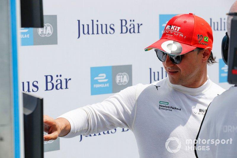 Na atual temporada, interrompida por causa da pandemia do novo coronavírus, Massa é apenas o 19º colocado, após cinco provas.