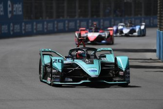 Mitch Evans, Jaguar Racing, Jaguar I-Type 4 the eprix