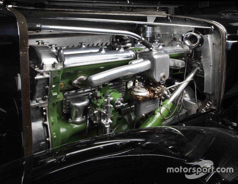1929 Duesenberg Engine