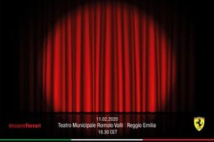 Presentación del monoplaza 2020 Scuderia Ferrari