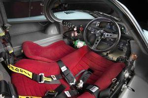 Cockpit de la Porsche 917 K 1970