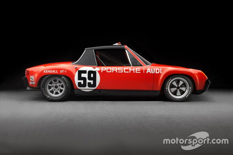Porsche 914 1971