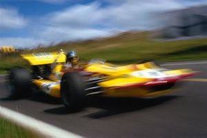 Ronnie Peterson, March 701 Ford, al GP d'Olanda del 1971