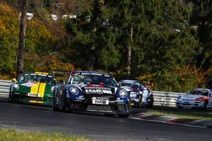 #123 Porsche 911 GT3 Cup: Marcel Hoppe, Moritz Kranz, Jean-Louis Hertenstein