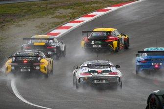 #162 Mercedes-AMG GT4; Tobias Müller, Tim Scheerbarth, Tristan Viidas