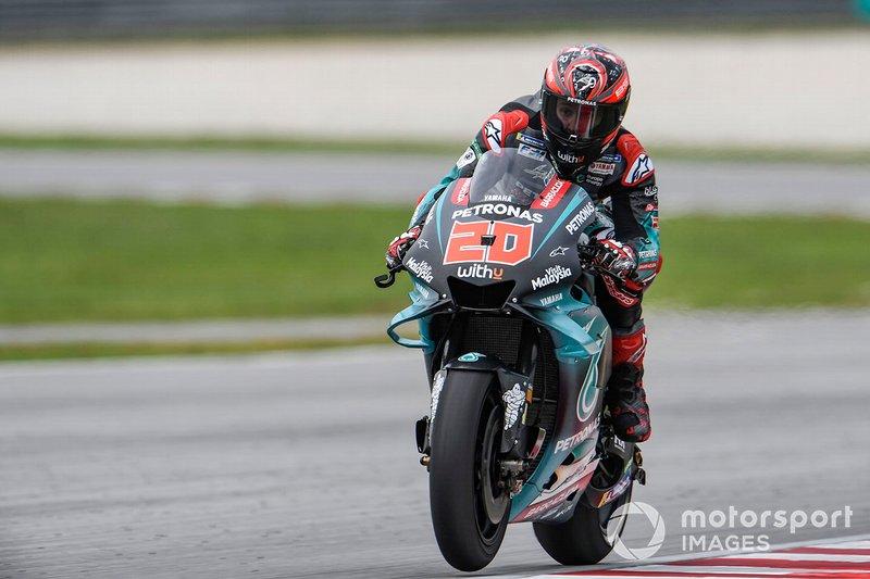 Fabio Quartararo - Mejor piloto independiente MotoGP