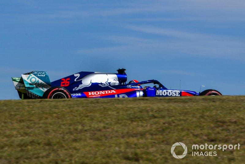 12º: Daniil Kvyat, Toro Rosso STR14