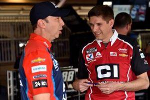 Chad Knaus and Greg Ives