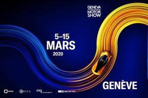 2020 Geneva Motor Show logo