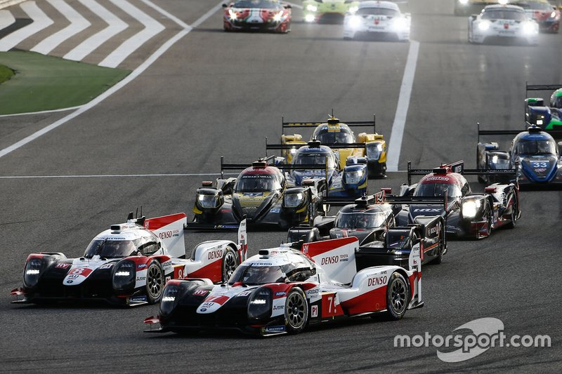 WEC: Toyota segue dominando