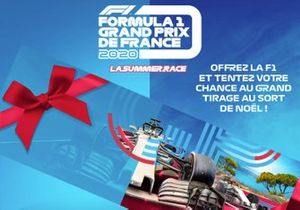 Offre Noël du GP de France