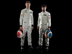 Jenson Button, McLaren, Fernando Alonso, McLaren