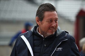 Gerard Neveu (FRA) CEO of FIA WEC and ELMS