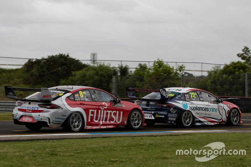 Джеймс Кортни и Джек Перкинс, Walkinshaw Andretti United, Ник Перкат и Тим Бланкард, Brad Jones Racing, Holden ZB Commodore