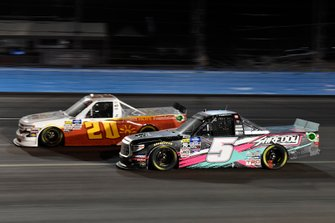Colby Howard, Young's Motorsports, Chevrolet Silverado Project HOPE Foundation, Dylan Lupton, DGR-Crosley, Toyota Tundra SHREDDY