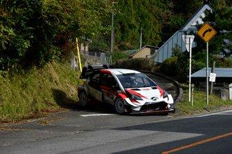 Takamoto Katsuta / Daniel Barritt   Toyota Yaris WRC