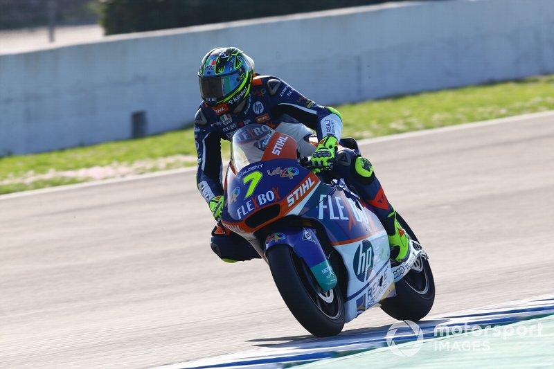 Lorenzo Baldasarri, Pons HP40