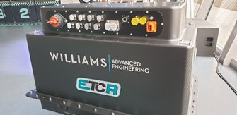 Williams Advanced Engineering ETCR Battery