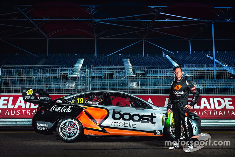 James Courtney, Team Sydney