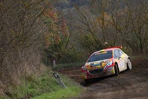 Paolo Andreucci, Rudy Briani, Peugeot 208 T16, Maranello Corse