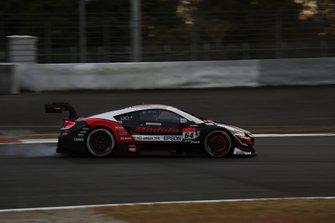 Tadasuke Makino, Nakajima Racing Honda NSX-GT