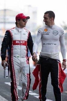 Felipe Massa, Venturi, Sébastien Buemi, Nissan e.Dams