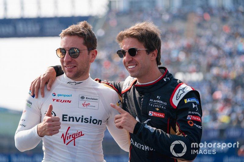 Robin Frijns, Virgin Racing, Antonio Felix da Costa, DS Techeetah