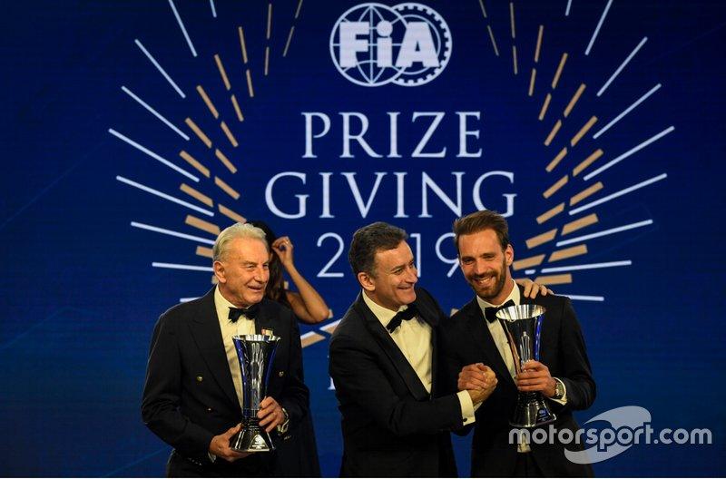 Jean-Eric Vergne, campeón de la FIA Fórmula E