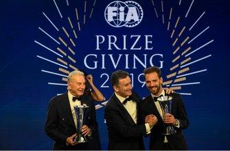 Jean-Eric Vergne, FIA Formula E Champion