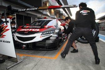 Team Mugen Honda NSX-GT
