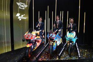 Marc Marquez, Repsol Honda Team, Alex Marquez, Marc VDS Racing, Lorenzo Dalla Porta, Leopard Racing