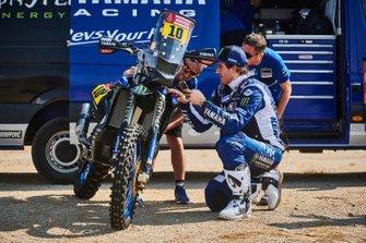 Ксавье де Сультрэ, Monster Energy Yamaha Rally Team, Yamaha WR450F Rally (№10)