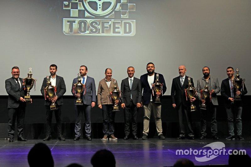 TOSFED Gala Gecesi, Türkiye Rallikros Şampiyonası