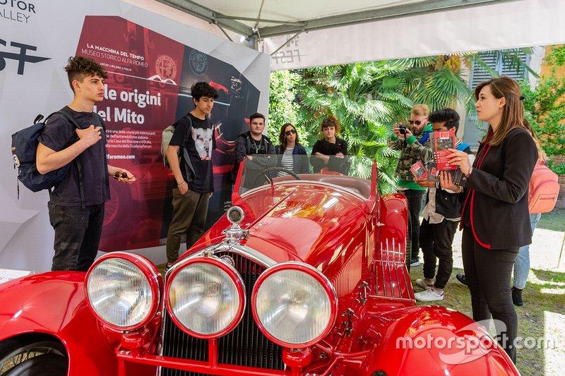 Presentazione dell'edizione 2020 del Motor Valley Fest