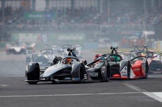 Stoffel Vandoorne, Mercedes Benz EQ, EQ Silver Arrow 01 Lucas Di Grassi, Audi Sport ABT Schaeffler, Audi e-tron FE06