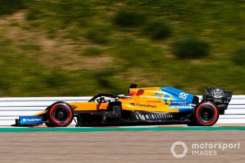 2019 : McLaren MCL34, à moteur Renault
