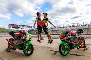 Makar Yurchenko, Kazuki Masaki, BOE Skull Rider Mugen Race