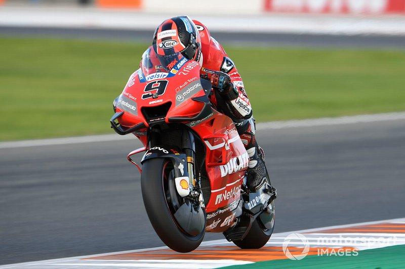 #9 Danilo Petrucci, Ducati Team