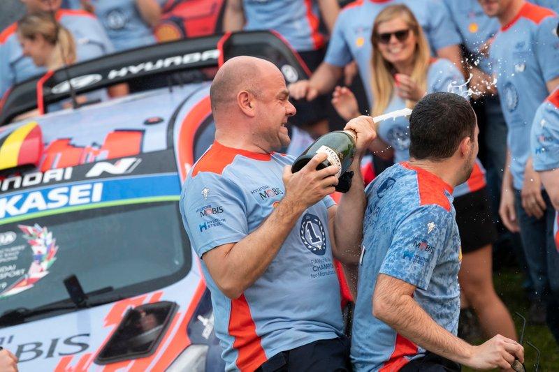 Andrea Adamo, Director de Hyundai Motorsport