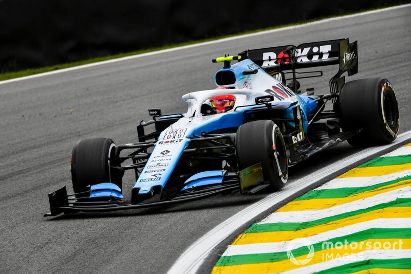 19º - Robert Kubica, Williams FW42, 1'10.614