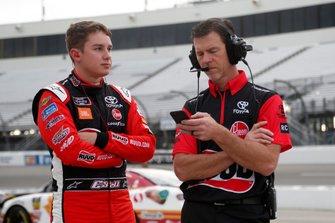 Christopher Bell, Joe Gibbs Racing, Toyota Supra Ruud Jason Ratcliff