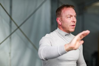 Olympic gold medalist Sir Chris Hoy