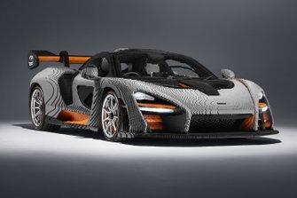 McLaren Senna en Lego