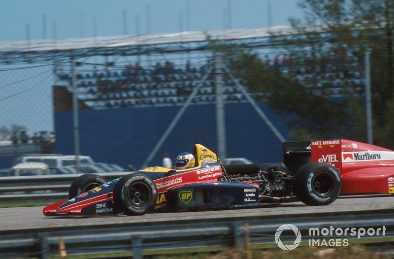 Yannick Dalmas, Larrousse Lola LC88B