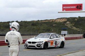 #113 RHC Jorgensen/Strom by Strom Motorsport BMW M4 GT4: Daren Jorgensen, Brett Strom, Jonathan Miller
