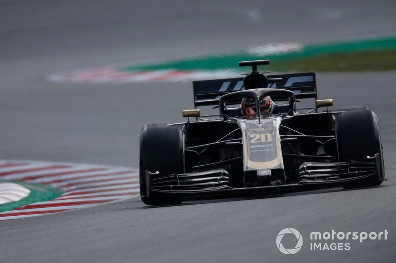 2019: Haas F1 Team VF-19