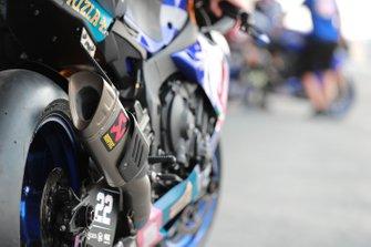 Alex Lowes, Pata Yamaha' Yamaha