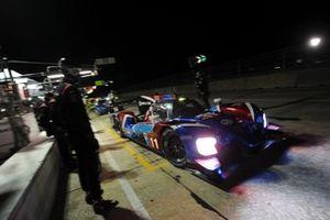 #11 SMP Racing BR Engineering BR1: Михаил Алешин, Виталий Петров, Брендон Хартли