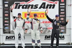 TA3 Podium finishers Tom Herb, Tim Kezman, and Marko Radisic